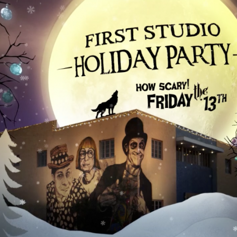 First Studio Holiday Party 2013