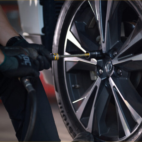 Discount Tire </br> Touch-less Experience