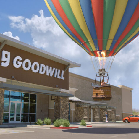 Goodwill </br> Unexpected Balloon
